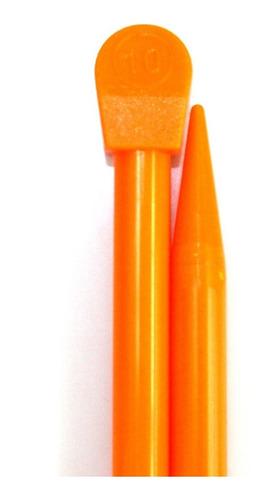 Agulha De Trico Milward Num 10 - 25cm