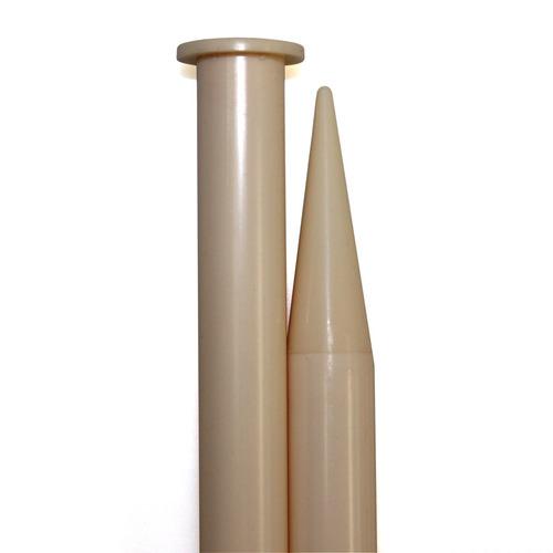 Agulha De Trico Milward Num 15 - 25cm