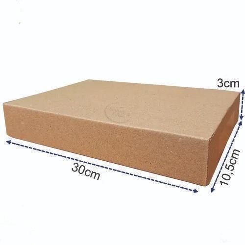 Caixa de Papelão 30 x 10,5 x 3cm