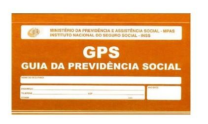 Carnê GPS INSS 12x2 Vias São Domingos