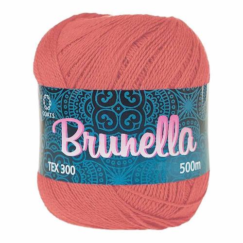 Linha de Crochê Brunella 500m Ref 00012 - Coats Corrente