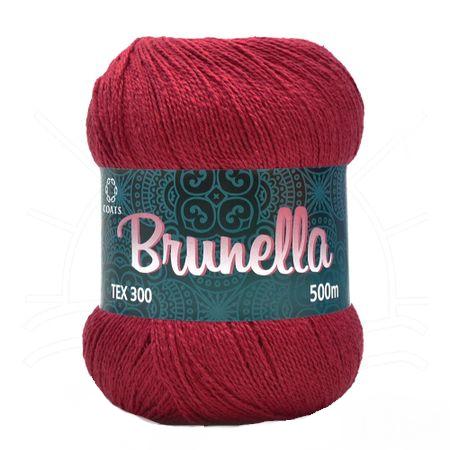 Linha de Crochê Brunella 500m Ref 00019 - Coats Corrente