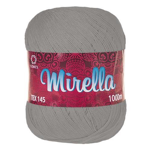 Linha de Crochê Mirella 1000m Ref 00399 - Coats Corrente
