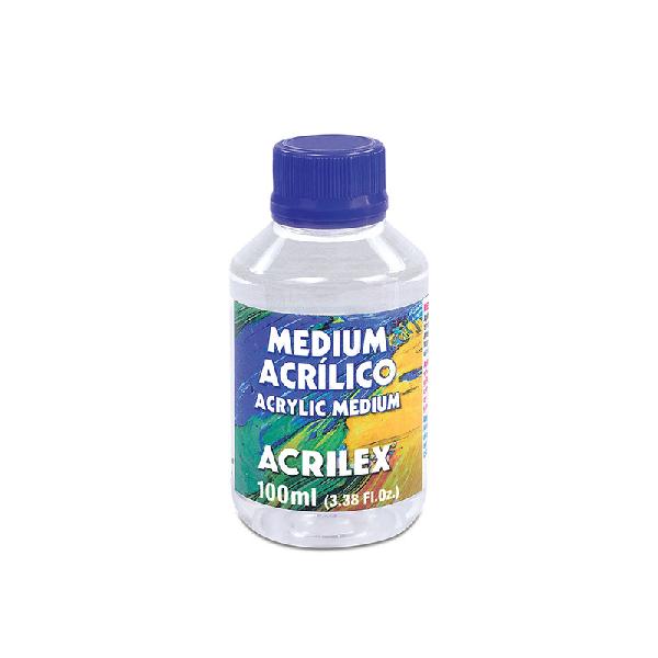 Medium Acrilico 100ml Acrilex