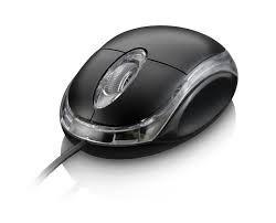 Mouse Optico Preto Conexao Ps2 Multilaser Ref Mo031