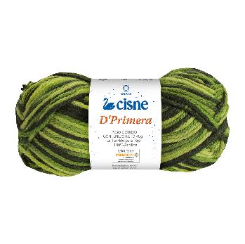 Novelo de Lã para Tricô - Cisne D' Primera - Ref 00124