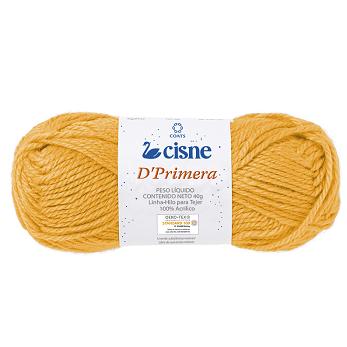 Novelo de Lã para Tricô - Cisne D' Primera - Ref 00302