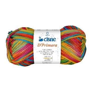 Novelo de Lã para Tricô - Cisne D' Primera - Ref 00400