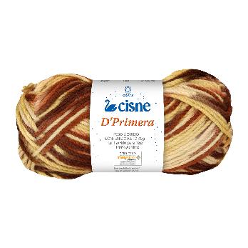 Novelo de Lã para Tricô - Cisne D' Primera - Ref 00487