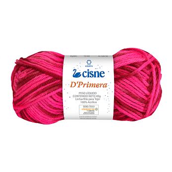 Novelo de Lã para Tricô - Cisne D' Primera - Ref 00899