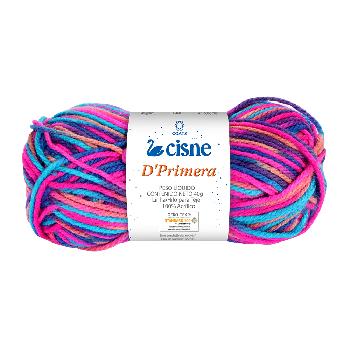 Novelo de Lã para Tricô - Cisne D' Primera - Ref 01237
