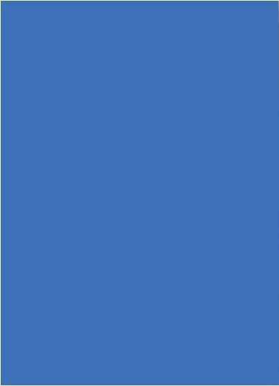 Papel Color Set Azul Escuro Kaz