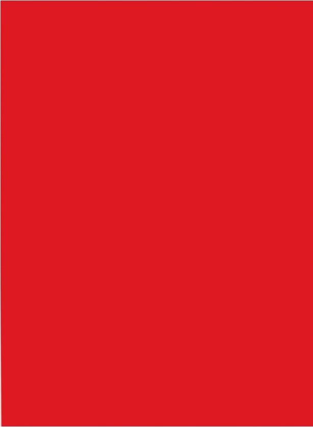 Papel Color Set Vermelho Kaz