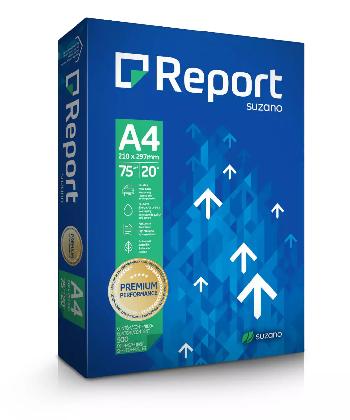 Papel Sulfite A4 com 500 - Report