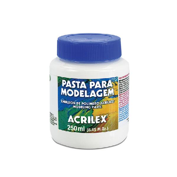 Pasta Para Modelagem Acrilex 250 Ml