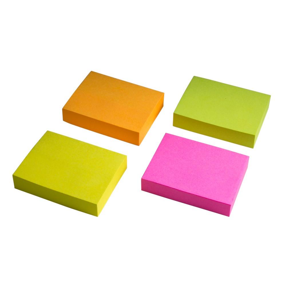 Recados Adesivos 38 x 50 Neon Jocar Office