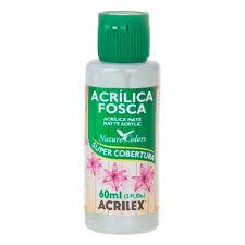 Tinta Acrílica Fosca 60 ml Acrilex