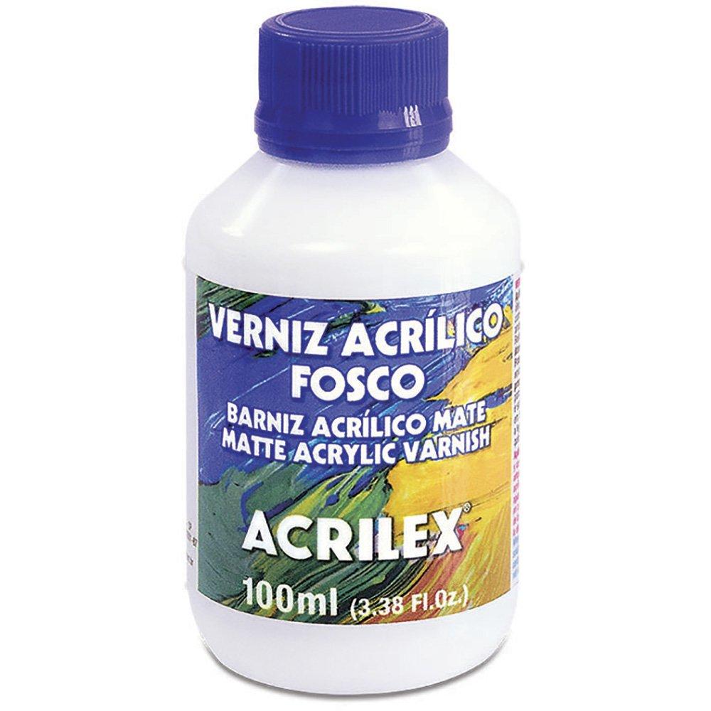 Verniz Acrílico Fosco 100ml Acrilex