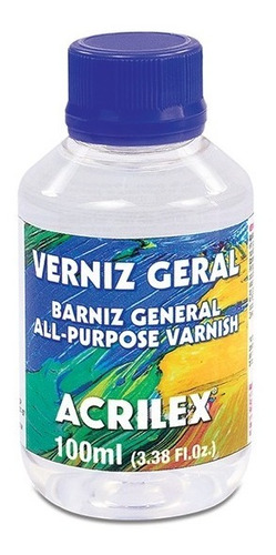 Verniz Geral Acrilex 100 Ml
