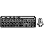 KIT TECLADO E MOUSE HP S/FIO PTO CS500
