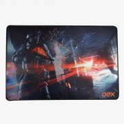 MOUSEPAD OEX GAMER BATTLE