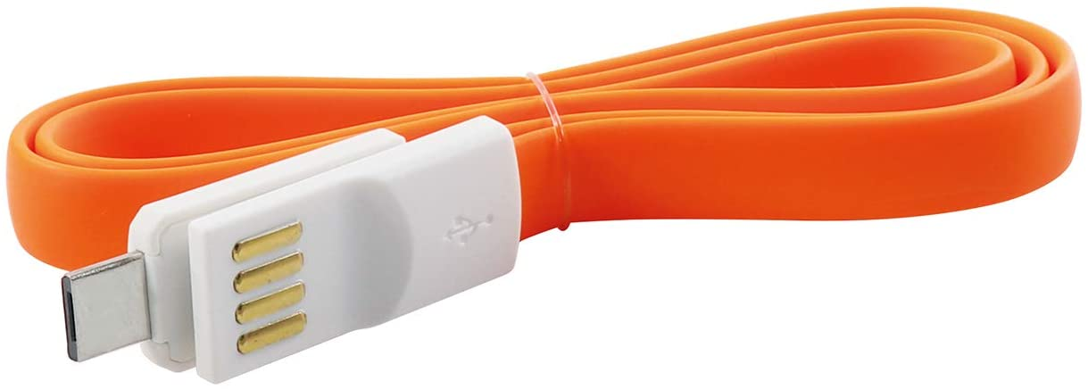 CABO CELULAR USB TYPE-C OEX LARANJA