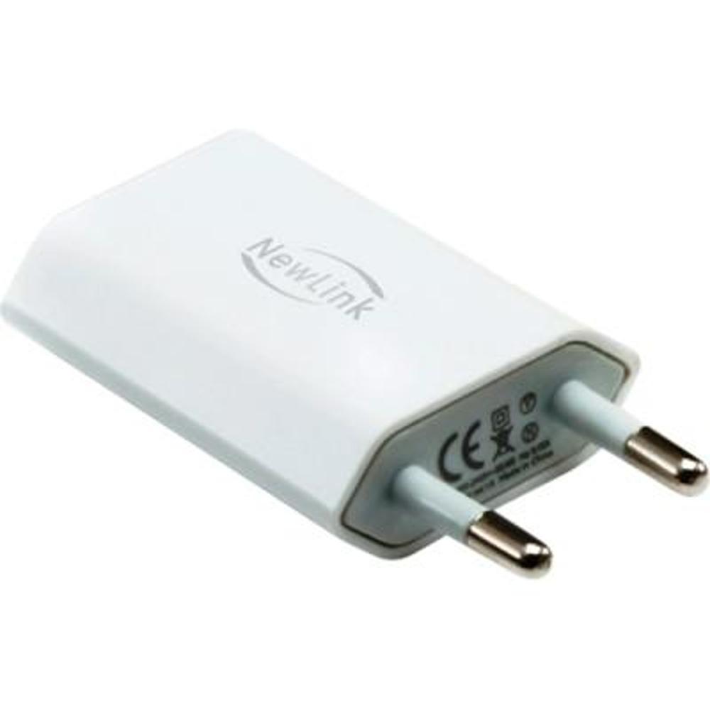 CARREGADOR DE TOMADA USB NEWLINK CG302