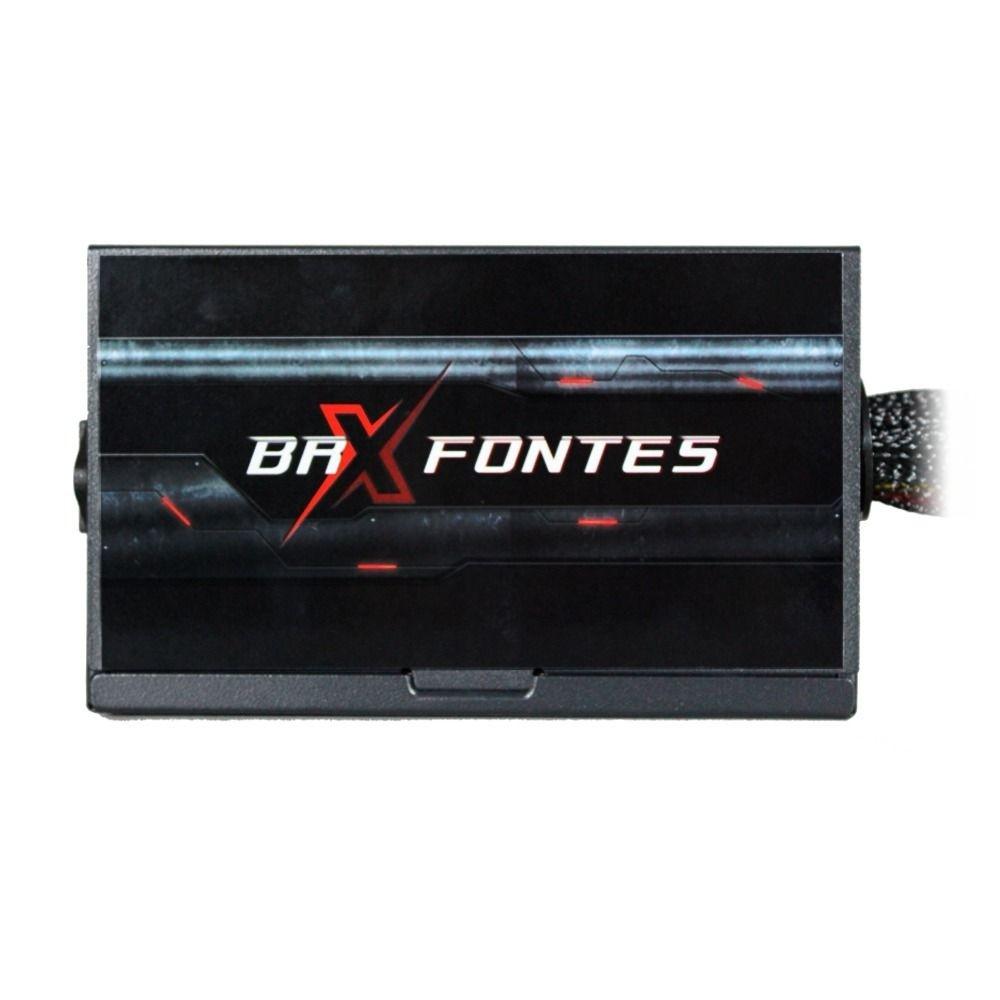 FONTE ATX 550W REAL BRX