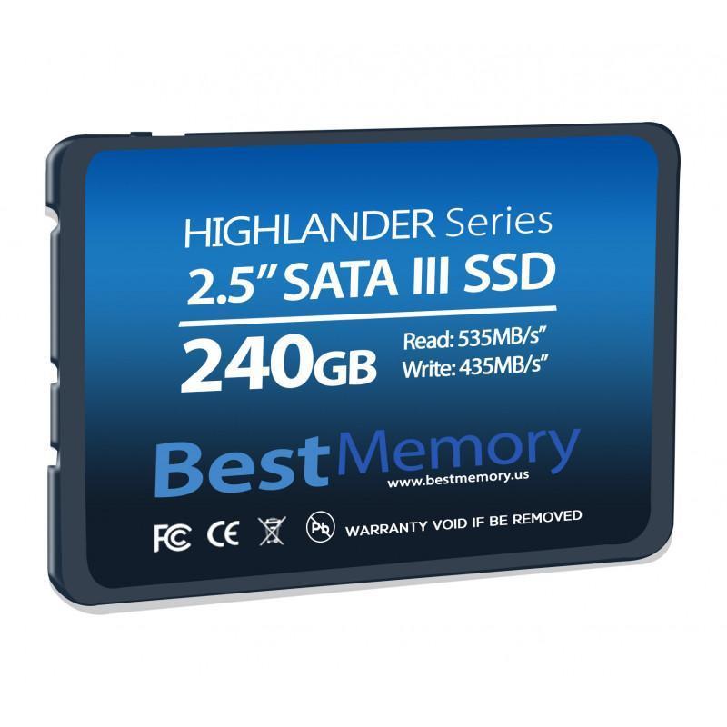 HARD DISK SSD 240 GB - BESTMEMORY