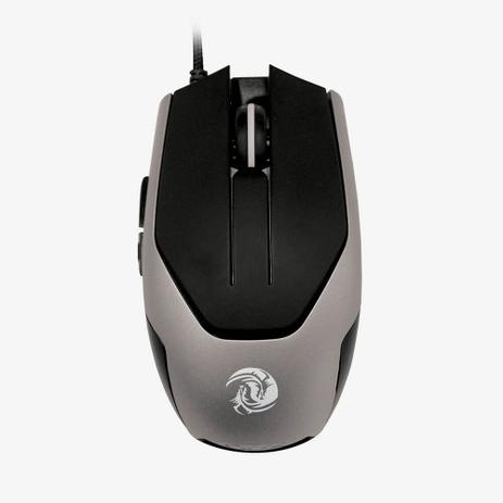 MOUSE OEX GAMER BLAZE MS311- CINZA