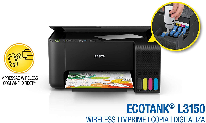 MULTIFUN EPSON ECOTANK L3150