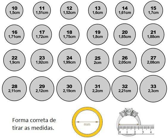 Aliança Diamantada com Zircônia Banhada A Ouro 18k Garantia Vitalícia