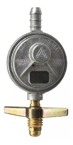 10 Registro Gás Regulador Botijão 505/01 1kg/h Aliança