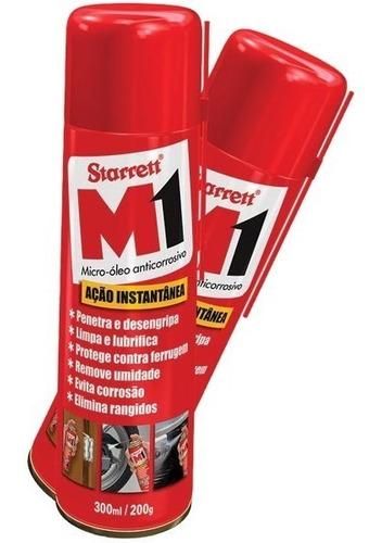 12 UNIDADES OLEO DESENG/LUBR.STARRETT M1 300ML