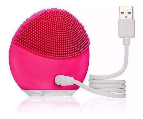 Esponja Facial Recarregável USB
