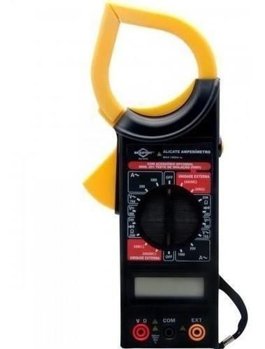 Alicate Amperímetro Digital Brasfort Qualidade Superior!!!