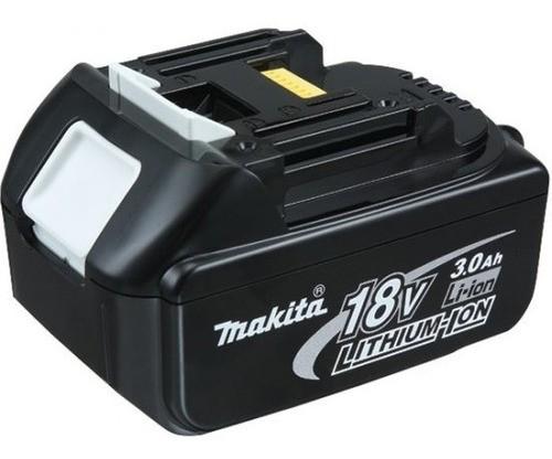 Bateria Makita Li-ion 18v/3.0a-bl1830