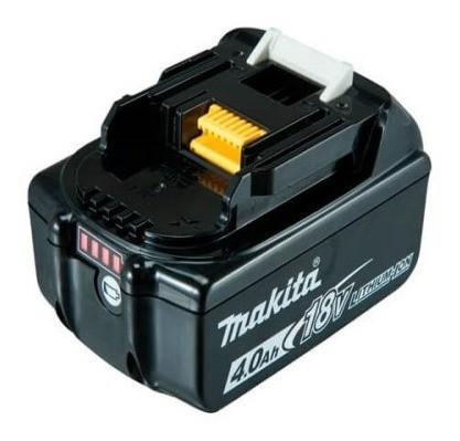 Bateria Makita Li-ion 18v/4.0a Bl1840b
