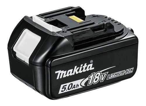 Bateria Makita Li-ion 18v/5.0a Bl1850b + Vendida Do Brasil!!