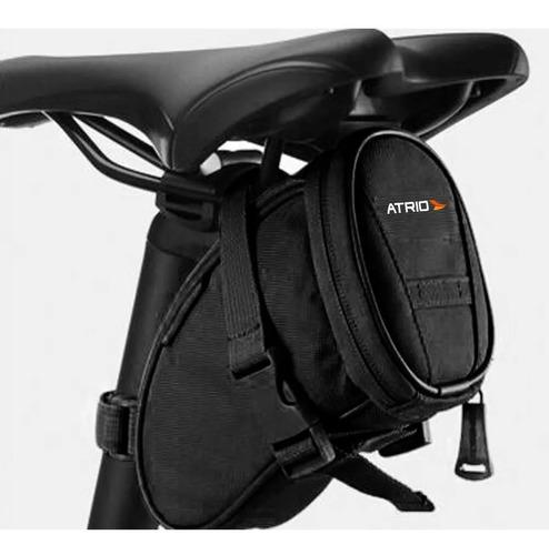 Bolsa De Selim P/ Bicicleta Resistente A Água Mattos Racing