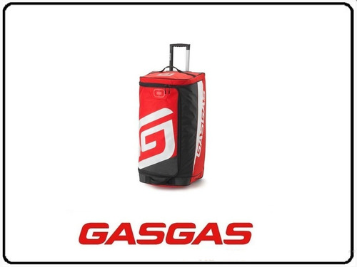 Bolsa Equipamento Gasgas Original Com Rodinhas Oficial