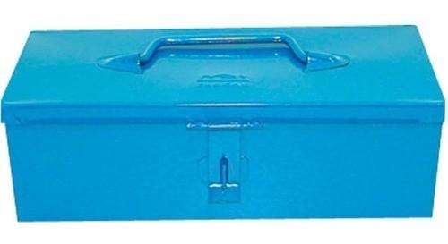 Caixa Para Ferramentas Fercar Bau 30cm Azul