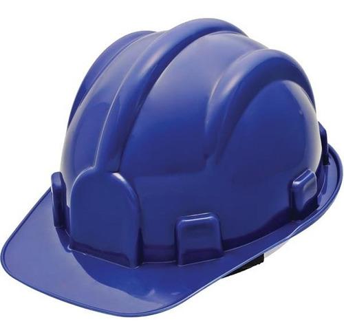 Capacete De Segurança Delta Plus P/ Construção 37800 Azul