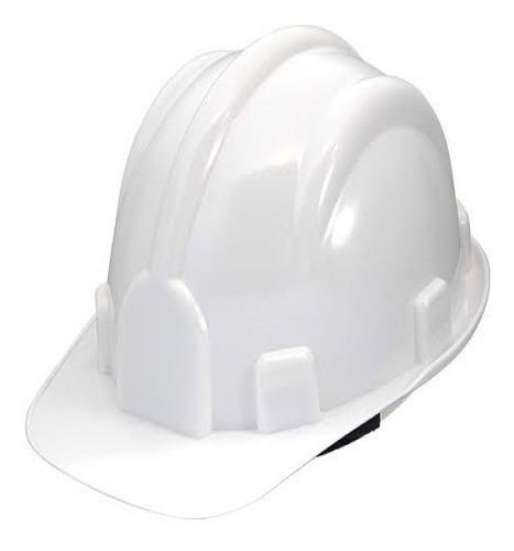 Capacete De Segurança Delta Plus P/ Construção 37801 Branco