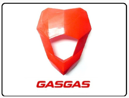 Carenagem Do Farol Vermelha Gasgas Ec 250/300 2013 (be900001