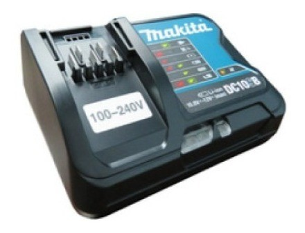 Carregador Bateria Makita 12v Biv Dc10sb