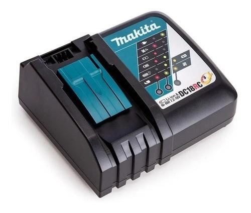Carregador Bateria Makita Dc18rc/biv Rap
