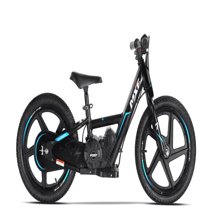 Bicicleta Mxf Elétrica Aro 16 Bike Infantil Equilíbrio