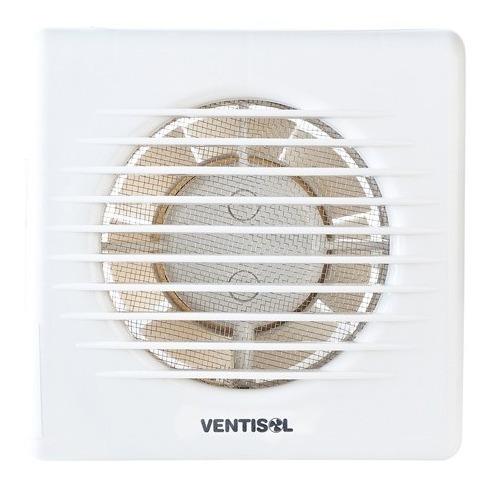 Exaustor Para Banheiro Ventisol 150mm 127v