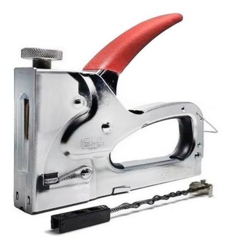 Grampeador Pinador Manual De Metal Mtx 409019